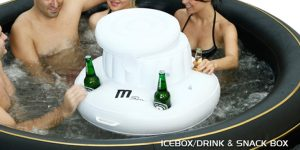 Floating-Ice-Box-Drink-Snack-Holder